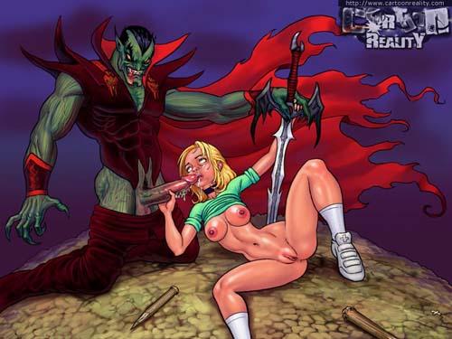 Buffy porn