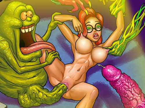 Ghostbusters toon porn gallery