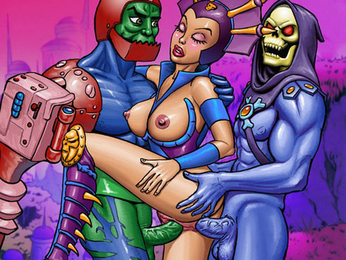 He-man xxx cartoon