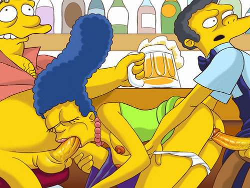 Marge porn pics